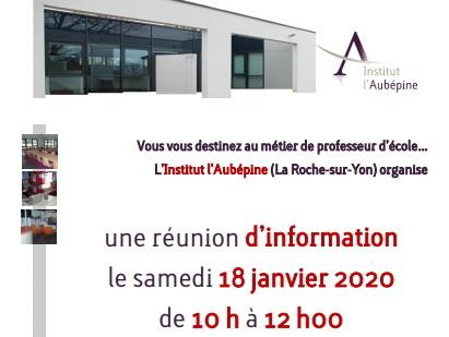 IMA : recrutement 2020